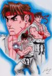 Ryu by Joker-laugh