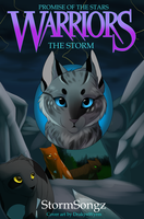 Promise of the Stars: The Storm (Commission) by DrakynWyrm