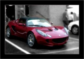 Lotus Elise by realPhixion