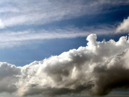 Clouds1 by Comacold-stock