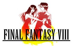 Final Fantasy VIII by Shiroiyuki3