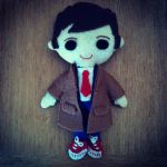Doctor Who with trench coat by BooToo10