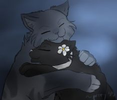 hugging with a soul by perry99