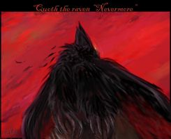 Quoth the Raven.. by nidhi-rathish