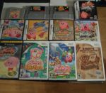 my  kirby games collection by comicanimefan