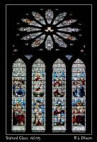 Stained Glass rld 05 by richardldixon