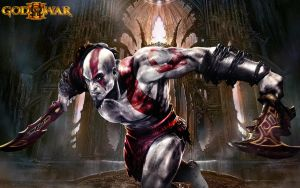 God of War III - Kratos by Raizen13