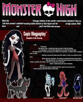 Capiz Custom Box WIP - Monster High OC by Shimmeree13
