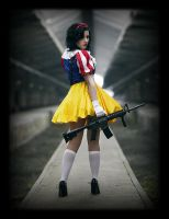 Fairy with ... guns II by Osnafotos