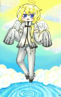 Welcome to Heaven by rieha