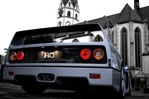 F40 GT5 by whendt