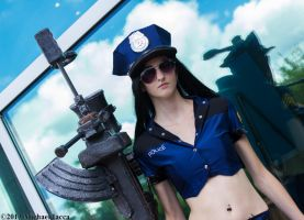 Officer Caitlyn 11 by Insane-Pencil