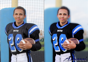 Armanni's Football Pics - Before and After by blackhavikgraphics