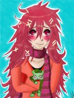 Flaky by kitty225
