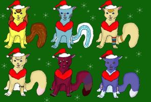 Chritmas icon 3 by lioness14