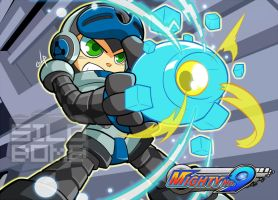 Mighty No.9 by GlaucoSilva