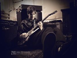 Guitarist's promo 01 by ZYXik