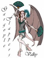 Gargoyle Flappers: Valky by Valky