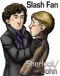 Sherlock Slash by ScuttlebuttInk