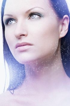 Winter face by SisterSinister
