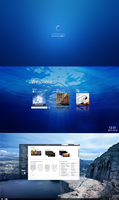 Windows Concept X9 (2011) by Reymond-P-Scene