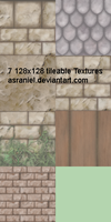128x128 Tiling Pack by Asraniel