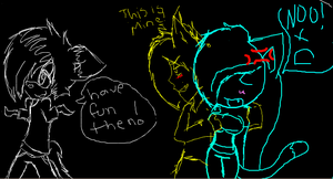 IScribble time 4 8D by Fire-TheZone
