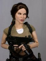 Lara Croft 2 by RoyStanton