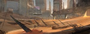 Desert_City by SolarSouth