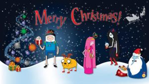 Chapter 10 Adventure Time Christmas Edition by Kipkila