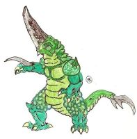 Guiron by kaijulord21