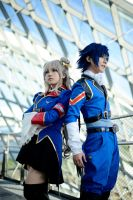 Code Geass Akito The Exiled - Europia United Duo by gk-reiko