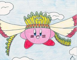 Wing Kirby by Jenime39
