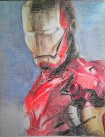 Iron Man by christie174