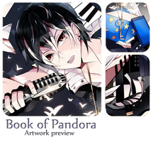 Book of Pandora: Preview by Sukihi