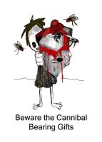 Beware the cannibal bearing... by stranger-than-me