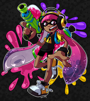 Splatoon by deeum