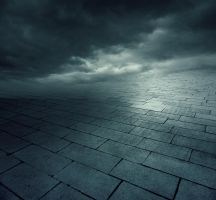 cold nights premade background by yellowicous-stock