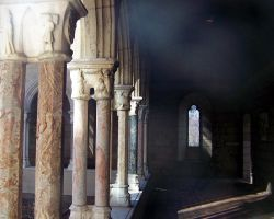 Cloisters exterior by corrupt-prodigy