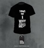 Travis Tshirt Design by lemondesign