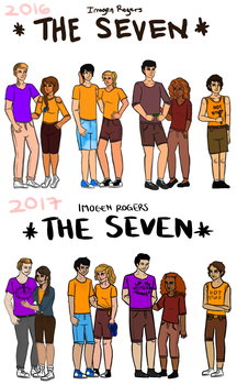 The Seven (improvement) by JimTigerLily
