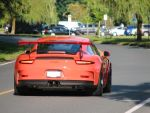 Orange RS by SeanTheCarSpotter