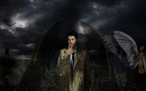 Castiel by DR-PLAY