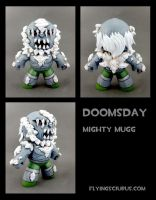 Doomsday Mighty mugg by FlyingSciurus