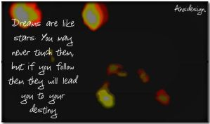 For all people have a destiny... by ansdesign