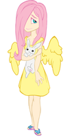MLP: Fluttershy by the-spy-is-a-spy