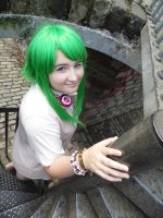 Casual!Gumi- Turn Around by DreamsOverRealityCos