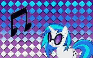 Vinyl Scratch by Doctor-G