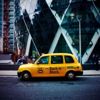 Taxi by Alexandre-Bordereau