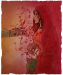 Before the End: Elia Martell by SephyStabbity